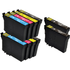 Epson T1295 Compatible High Capacity Black & Colour Ink Cartridge 10 Pack