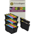 Epson T1295 Compatible Black & Colour Ink Cartridge 14 Pack