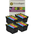 Epson T1295 Compatible High Capacity Black & Colour Ink Cartridge 16 Pack
