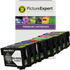 Epson T157 (T1571/8/2/5/3/6/4/7/9) Compatible Black & Colour Ink Cartridge 9 Pack