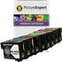 Epson T157 (T1571/8/2/5/3/6/4/7/9) Compatible Black & Colour Ink Cartridge 9 Pack