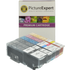 Epson T2621, T2631/2/3/4 (26XL) Compatible High Capacity Black & Colour Ink Cartridge 5 Pack