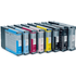 Epson T543 (PBK/C/M/Y/LC/LM/LBK/MBK) Original Black & Colour Ink Cartridge 8 Pack