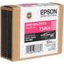 Epson T580A Original Vivid Magenta Ink Cartridge