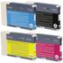 Epson T616 (T6161/2/3/4) Original Black & Colour Ink Cartridge 4 Pack