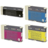 Epson T617 (T6181/2/3/4) Original High Capacity Black & Colour Ink Cartridge 4 Pack