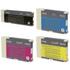 Epson T617 (T6181/2/3/4) Original High Capacity Black & Colour Ink Cartridge 4 Pack