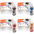 Epson T664 Compatible Black & Colour Ink Bottle 4 Pack