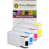 Epson T702 (T7021/2/3/4) Compatible High Capacity Black & Colour Ink Cartridge 4 Pack