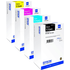 Epson T754 Original Extra High Capacity Black & Colour Ink Cartridge Multipack