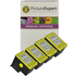 HP 110 ( CB304AE ) Compatible Colour Ink Cartridge Quadpack