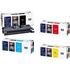 HP 121A ( C9700 / C9701 / C9703 / C9702 ) Original Black and Colour Toner Cartridge Pack