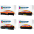 HP 125A ( CB540A / CB541A / CB542A / CB543A ) Compatible Toner Cartridge Pack