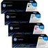 HP 125A (CB540A / CB541A / CB542A / CB543A) Original Toner Cartridge Pack *50 Cashback*