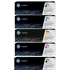 HP 131A (CF210A / CF211A / CF212A / CF213A) Original Black and Colour Toner Cartridge 5 Pack *100 Cashback*