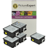 HP 14 ( C5011ae / C5010ae ) Compatible Black and Colour Ink Cartridge 4 Pack