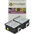 HP 14 ( C5011ae ) Compatible Black Ink Cartridge Twinpack