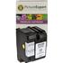 HP 15 / 17 ( C6615de / C6625ae ) Compatible Black and Colour Ink Cartridge Pack
