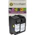 HP 15 / 23 ( C6615de / C1823de ) Compatible Black and Colour Ink Cartridge Pack