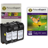 HP 15 / 78 ( C6615de / C6578ae ) Compatible Black and Colour Ink Cartridge and Photo Paper Pack