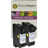HP 15 ( C6615de ) Compatible Black Ink Cartridge Twinpack