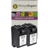 HP 17 ( C6625ae ) Compatible Colour Ink Cartridge Twinpack