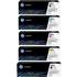HP 201X (CF400X/401X/402X/403X) Original Black & Colour Toner Cartridge 5 Pack *100 Cashback*