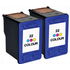 HP 22 ( C9352ae ) Compatible Colour Ink Cartridge Twinpack