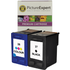 HP 27 / 28 ( C8727AE / C8728AE ) Compatible Black and Colour Ink Cartridge Pack