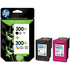 HP 300XL ( CC641EE / CC644EE ) Original High Capacity Black and Colour Ink Cartridge Pack