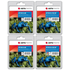 HP 301XL AGFA Premium Black and Colour Ink Cartridge 4 Pack