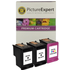 HP 301xl Compatible Black and Colour Ink Cartridge 3 Pack
