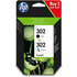 HP 302 Original Black and Colour Ink Cartridge Pack