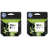 HP 304XL ( N9K08AE / N9K07AE ) Original High Capacity Ink Cartridge Multipack