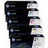 HP 305A (CE410A / CE411A / CE412A / CE413A) Original Black and Colour Toner Cartridge 5 Pack *100 Cashback*