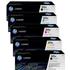 HP 305A (CE410A / CE411A / CE412A / CE413A) Original Black and Colour Toner Cartridge 5 Pack *100 Cashback*