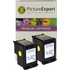 HP 336 ( C9362ee ) Compatible Black Ink Cartridge Twinpack
