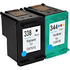 HP 338 / 344 High Capacity Compatible Black and Colour Ink Cartridge Pack