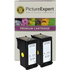 HP 339 ( C8767ee ) Compatible Maximum Capacity Black Ink Cartridge Twinpack