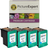 HP 343 ( C8766ee ) Compatible Standard Capacity Colour Ink Cartridge Quadpack