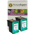 HP 343 ( C8766ee ) Compatible Standard Capacity Colour Ink Cartridge Twinpack