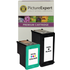 HP 350XL / 351XL Compatible Black and Colour Ink Cartridge Pack