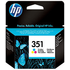 HP 351 ( CB337EE ) Original Standard Capacity Colour Ink Cartridge