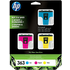 HP 363 ( CB333EE ) Ink Cartridge 3-Ink Cartridge Pack
