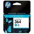 HP 364 ( CB318EE ) Original Cyan Ink Cartridge