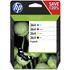 HP 364 ( N9J73AE ) Original Black and Colour 4 Ink Cartridge Pack