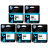 HP 364 Original Black and Colour 5 Ink Cartridge Pack (B/C/M/Y/PBK)