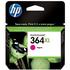 HP 364XL ( CB324EE ) Original Magenta High Capacity Ink Cartridge
