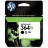 HP 364XL ( CN684EE / CB321EE ) Original Black High Capacity Ink Cartridge