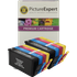 HP 364XL (BK/C/M/Y) Compatible Black and Colour Ink Cartridge 8 Pack